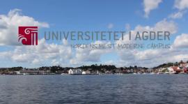 UIA Grimstad Nordens mest moderne campus